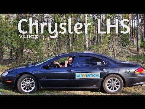 Jaunākās Ziņas Par Leģendāro Chrysler LHS | VIN Check✅