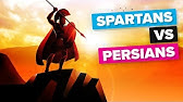 Battle of Thermopylae - Spartans vs Persians