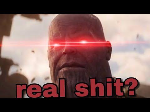Avengers: Infinity War trailer but its dank af... (meme/crack compilation)