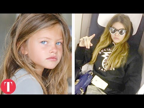 The UNBELIEVABLE Price Of Being Most Beautiful Kid In The World