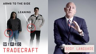 Former FBI Agent Explains How to Read Body Language | Tradecraft | WIRED thumbnail