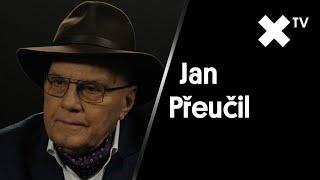 """""""Chybí noblesa i pokora. Můj otec si dopisoval s Winstonem Churchillem..."""" – říká Jan Přeučil."""