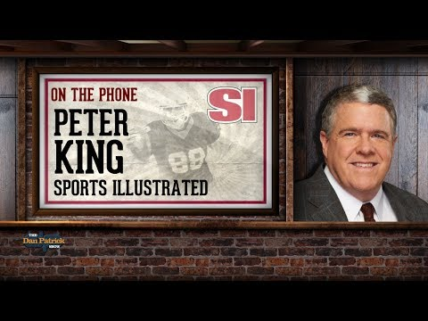 MMQB's Peter Kings Talks Browns, Giants, Witten & More with Dan Patrick | Full Interview | 4/30/18