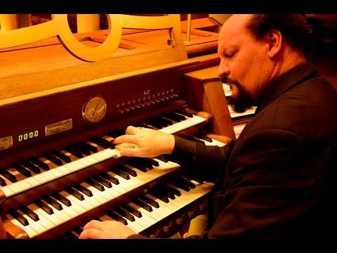 "Jean Sibelius ""FUNERAL  MARCH"" - KALEVI KIVINIEMI - Organ"