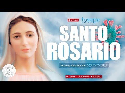 🔴SANTO ROSARIO DE HOY EN DIRECTO. Domingo 5 De Abril. Misterios Gloriosos