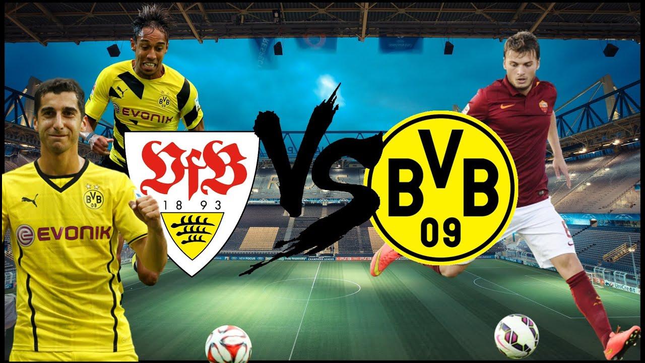 bvb vs stuttgart