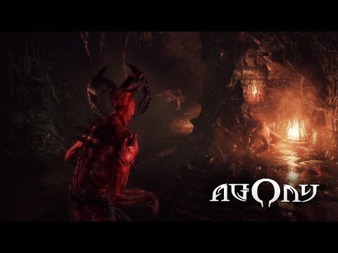 Agony - Official Gameplay Footage