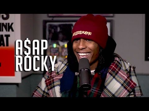 A$AP Rocky talks Beef w/ Travis Scott, A$AP Yams Day + Being on Forbes' List
