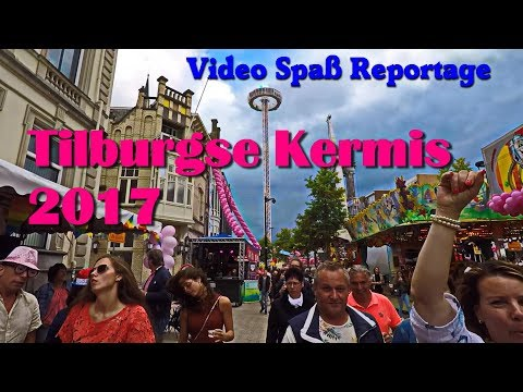 Tilburgse Kermis 2017 - Video-Spaß Reportage von kirmesmarkus