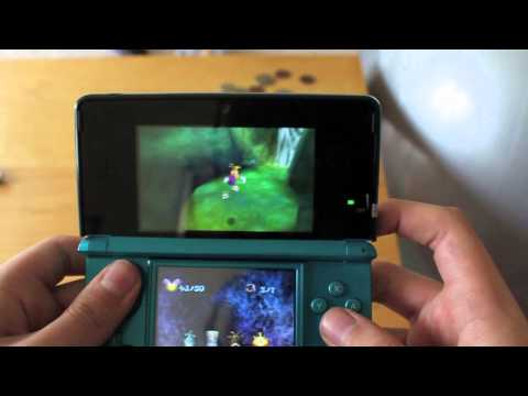 Rayman 3D Review/Gameplay
