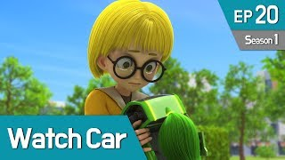 Power Battle Watch Car S1 EP20 False Charge (English Ver)