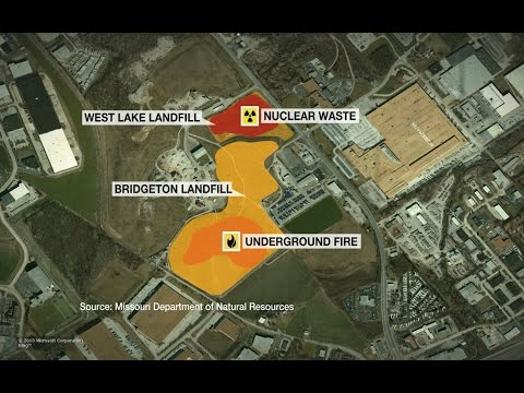 St. Louis Nuclear Nightmare – West Lake Radioactive Waste Fi