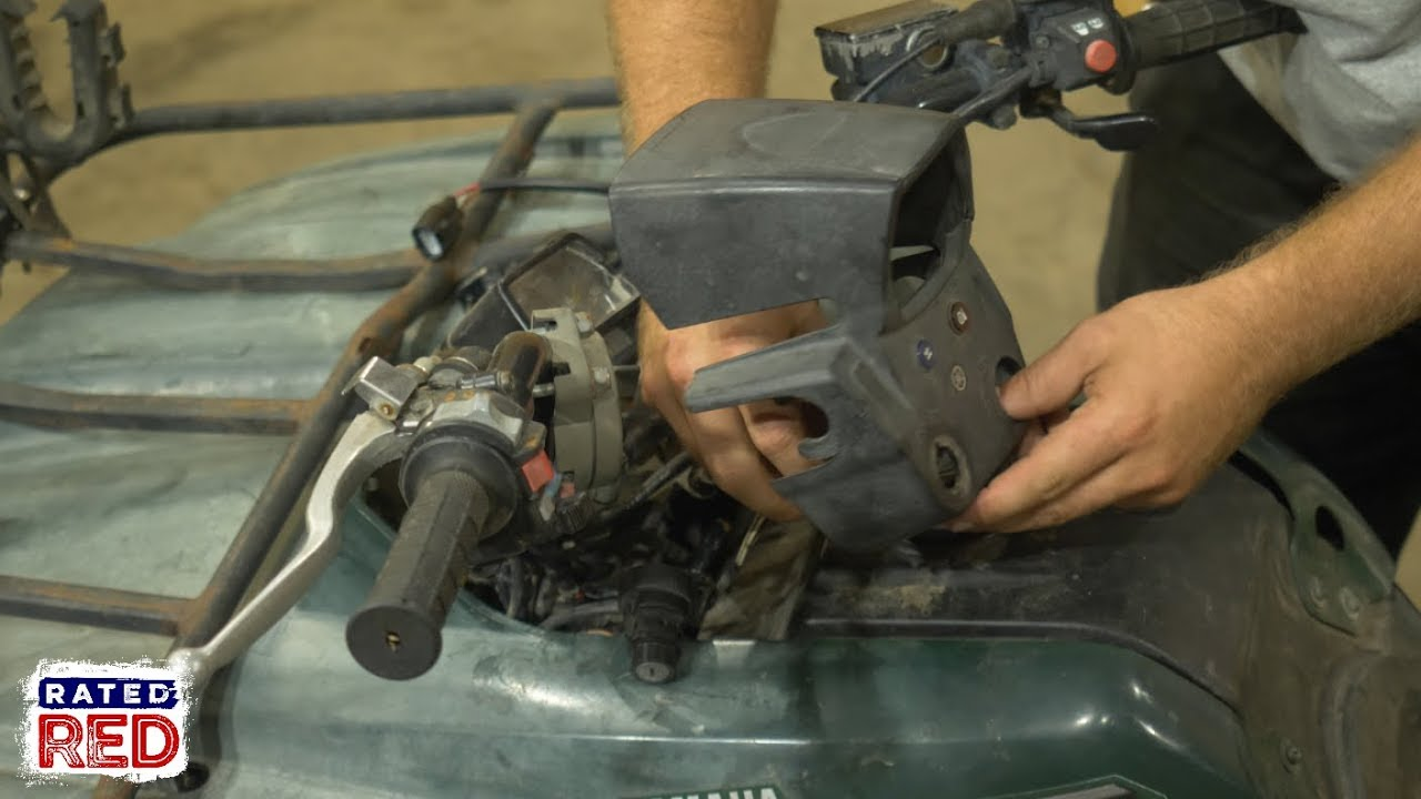 Atv Repair How To Replace An Ignition Youtube