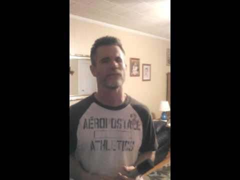Urgent Foreigner karaoke cover Byron Poindexter