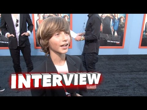 Vacation: Steele Stebbins Exclusive Premiere Interview
