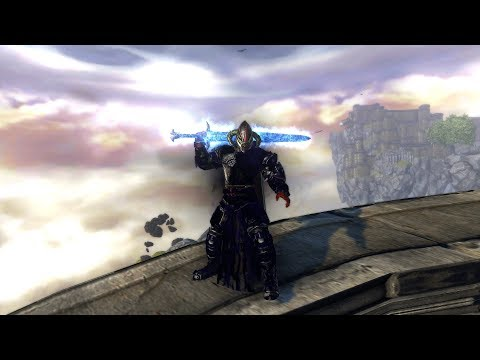 NWO Neverwinter online GWF gameplay mod 12b solo  ETOS