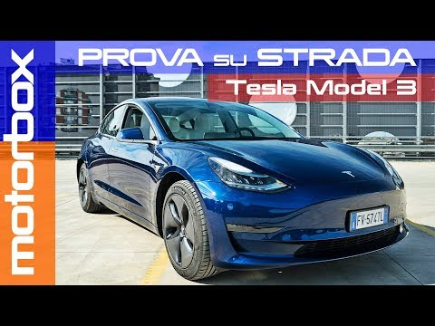 Tesla Model 3 Dual Motor   Parla uno dei primi proprietari