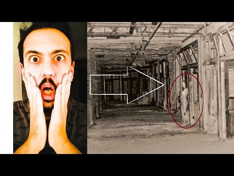 Dünyadaki En Korkunç Yer | Waverly Hills Sanatoryumu (Outlast)