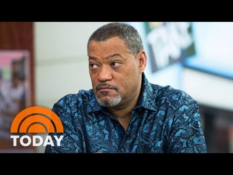 Laurence Fishburne: Nelson Mandela Didn't Want 'Madiba' To Be Only About Him | TODAY