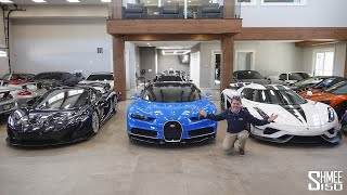 USA's NEWEST HYPERCAR COLLECTION! Surprise New Car Delivery Day with Triple F
