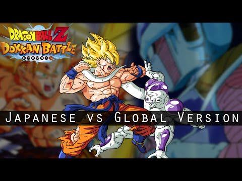 Dragon Ball Z Dokkan Battle: Global vs Japanese Version   Which Version is Better?!