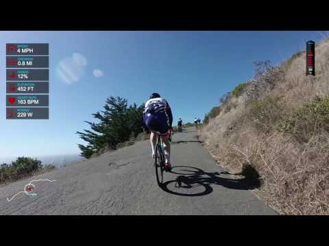Levi's GranFondo 2016 - Coleman Valley Road Full Climb