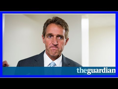 Gop senator jeff flake attacks 'reckless, outrageous and undignified' trump Breaking Daily News