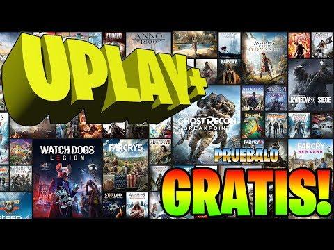 UPLAY + LA SUSCRIPCION DE UBISOFT!