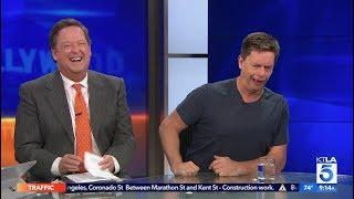 Comedian Jim Breuer is Afraid of Aging