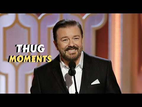 45 MOST SAVAGE Ricky Gervais Golden Globes Jokes (Updated 2020)
