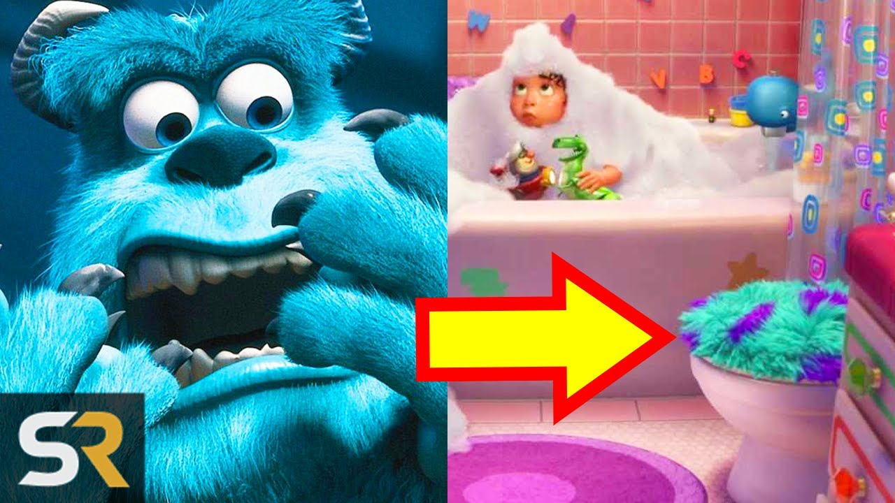 9 Dark Monsters Inc Theories That Will Ruin Your Childhood Youtube