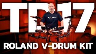 Roland TD-07 V-Drum Kit (TD07KV)