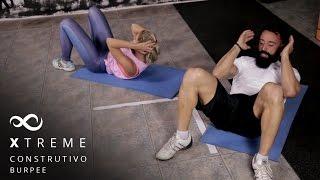 O Burpee é um dos movimentos com o peso do corpo mais conhecidos po...