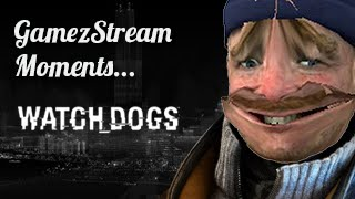 GamezStream Moments - Watch Dogs Thumbnail