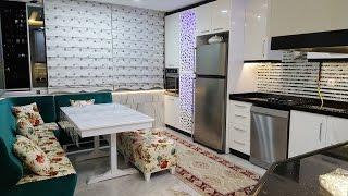 iç dekorasyon mutfak mobilya