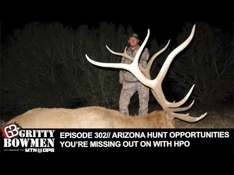 EPISODE 302: Arizona Hunt Opportunities You're Missing Out On with HPO