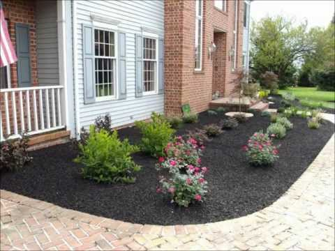 Front yard landscape ideas - Ryan's Landscaping - 717-632-4074 - Hanover, Pa 17331