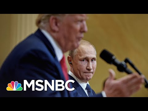 Trump Says He Didn't Ask Putin About Russian Bounties On U.S. Troops   The 11th Hour   MSNBC