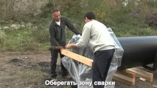 Монтаж муфты FRIALEN UB800(, 2013-02-27T03:16:49.000Z)