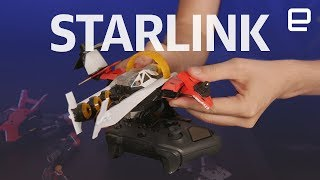 Starlink   Hands-On   E3 2017