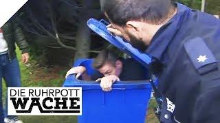 Furchtbares Mobbing: Jugendlicher in Mülltonne gesteckt | Die Ruhrpottwache | SAT.1 TV