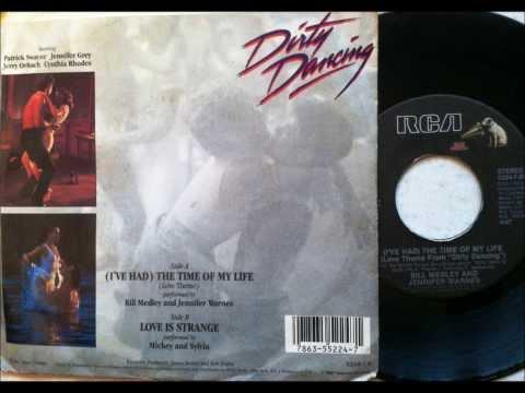 I've Had The Time OF My Life , Bill Medley & Jennifer Warnes , 1987 Vinyl 45 RPM