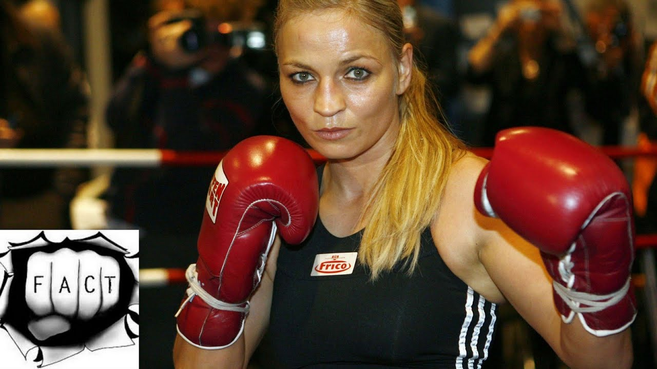 9e337a3f00f3 Top 10 Female Boxers of All Time - YouTube