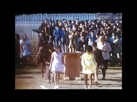 Gage Jr High Graduation, Huntington Park CA 1971