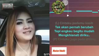 Nella Kharisma - Luka Hati Luka Diri (video karaoke duet bareng artis tanpa vokal) smule cover