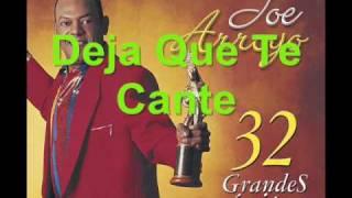 Joe Arroyo - Deja Que Te Cante