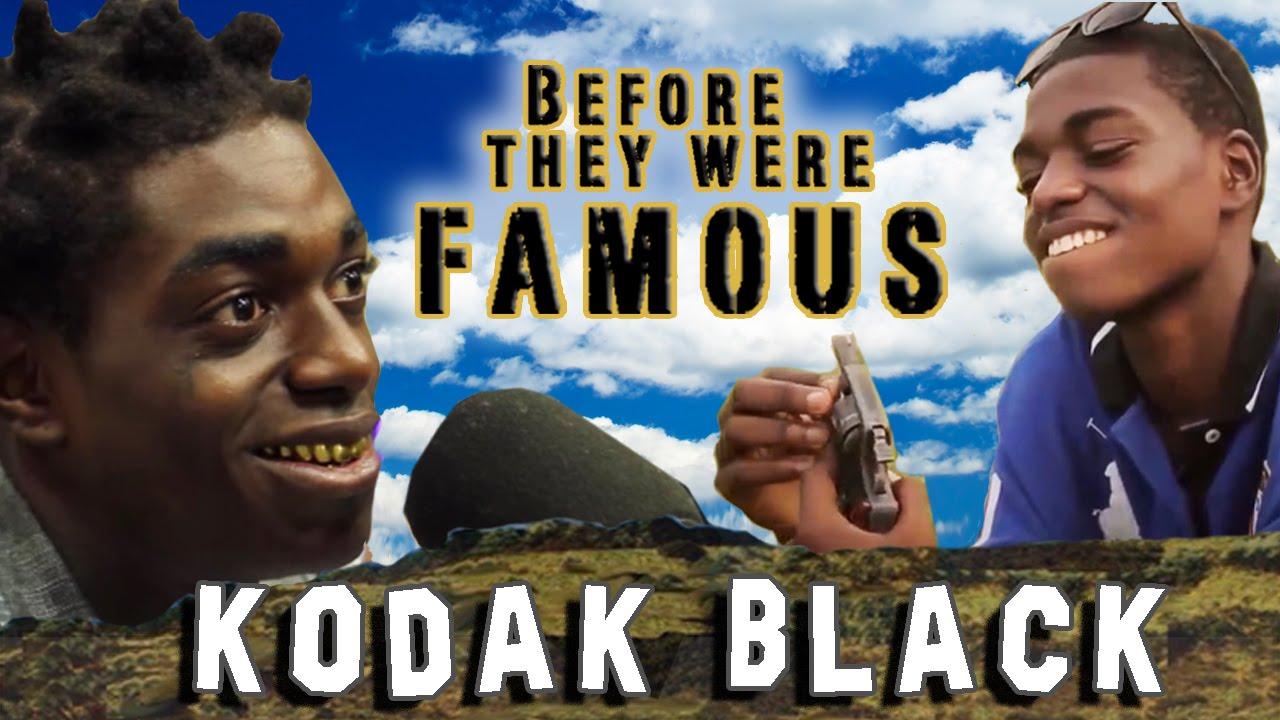 Kodak Black's History of Legal Trouble