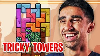 PUZZLE MASTERS! - Tricky Towers