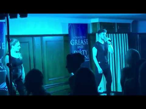 grease-medley---dirty-dancing-/-grease-tribute-at-cisswood-house-hotel,-horsham,-sussex