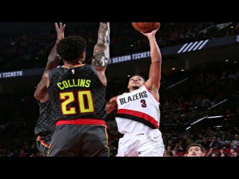 Portland Trail Blazers vs Atlanta Hawks Full Game Highlights| 1/26/2019